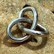 The Gordian Knot - Silver - Pendant