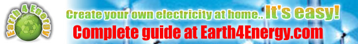 Create your own electricity at home...It's easy!