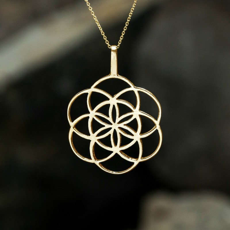Seed of Life - Gold