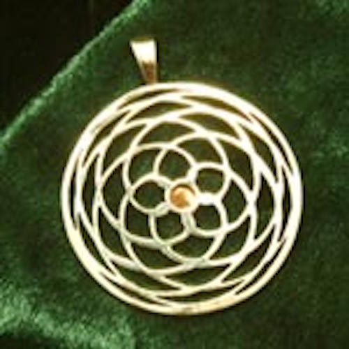 Venusians-Dream-Catcher-14k Gold